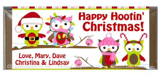 CWHH - Christmas Holiday 19 - Holiday Owls