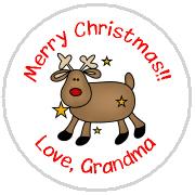 Hershey Kisses Christmas - KISS HH13_Festive Reindeer