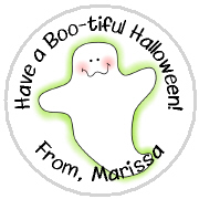 Hershey Kisses Halloween - KISS HW02_Halloween Ghost