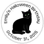 Hershey Kisses Halloween - KISS HW06_Halloween Black Cat