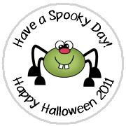 Hershey Kisses Halloween - KISS HW07_Fun Halloween Spider