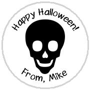 Hershey Kisses Halloween - KISS HW20_Halloween Skull