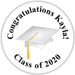 Hershey Kisses Graduation - KISS GRAD_17