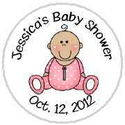 Hershey Kisses Baby Girl - KISS BG12
