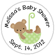 Hershey Kisses Baby Shower - KISS BS22-Baby Shower Hershey Kisses Labels Stickers, Personalized Baby Shower Hershey Kisses, Baby Shower, Umbrella, Shower Umbrella, Baby, Teddy Bear