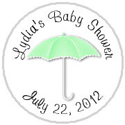 Hershey Kisses Baby Shower - KISS BS24-Baby Shower Umbrella Hershey Kisses Labels Stickers, Personalized Baby Shower Hershey Kisses, Baby Shower, Baby, Umbrella