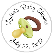 Hershey Kisses Baby Shower - KISS BS25-Baby Shower Hershey Kisses Labels Stickers, Personalized Baby Shower Hershey Kisses, Baby Shower, Baby, Pacifier