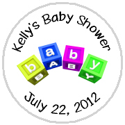 Hershey Kisses Baby Shower - KISS BS34-Baby Blocks Hershey Kisses Labels Stickers, Personalized Baby Shower Hershey Kisses, Baby Shower, Baby, Baby in Diaper