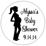 Hershey Kisses Baby Shower - KISS BS51-Pregnant Mom Silouette  Hershey Kisses Labels Stickers, Personalized Baby Shower Hershey Kisses, Baby Shower, Baby, Kiss Labels, Hershey Kisses, Pregnant Mom, Pregnant, Expecting, Baby Bump, Silouette, Ponytail