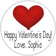 Hershey Kisses Valentines - KISS VD13